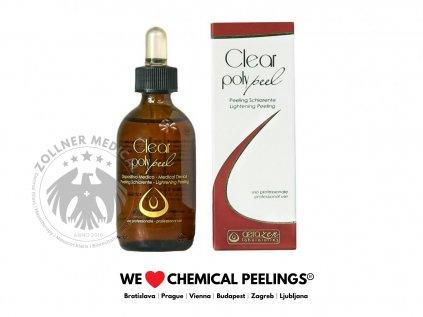 CLEAR POLYpeel│ZÖLLNER MEDICAL│ chemický peeling