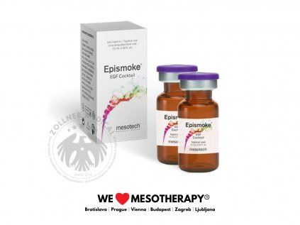 EPISMOKE - Stimuluje redukciu fajčiarskych vrások
