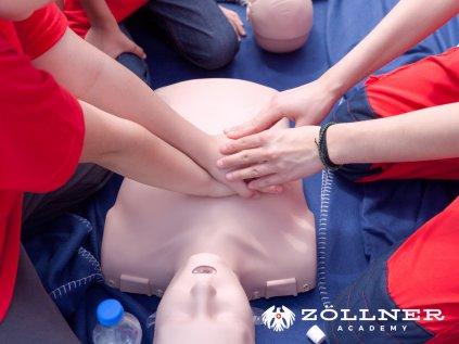 Školenie Prvá pomoc│Zöllner Medical