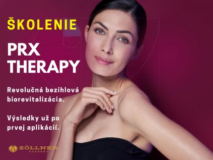 PRX Therapy Školenie│Zöllner Medical