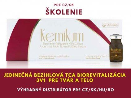 Školenie bezihlová biorevitalizácia Kemikum│Zöllner Medical