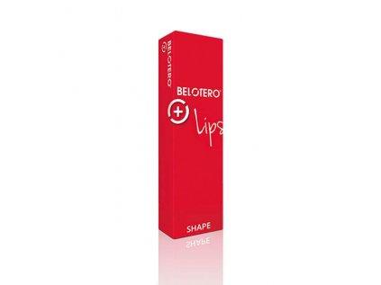 Belotero Lips Shape Lidocaine 0,6ml.