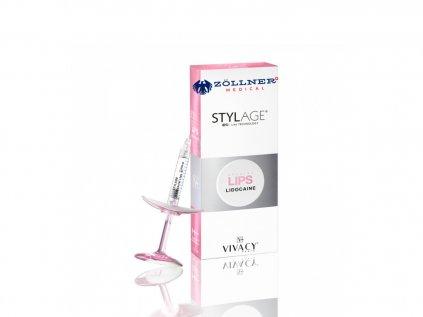 Stylage Special Lips Lidokaín│Zöllner Medical│DermalneVyplne.sk