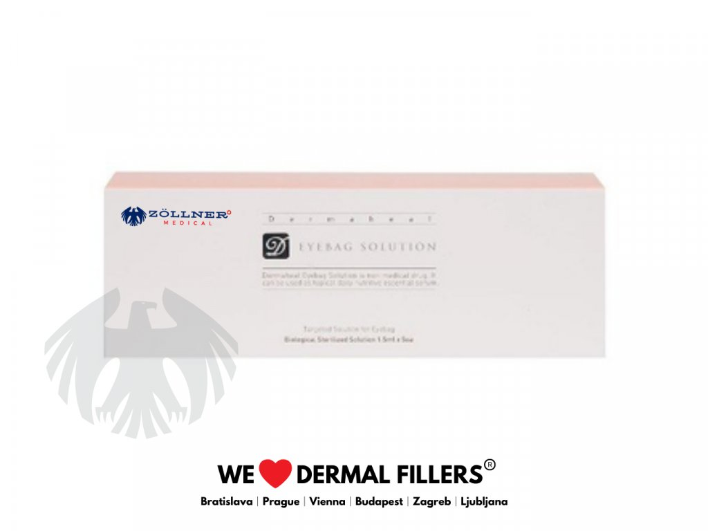 Dermaheal Eye Bag Solution │ Zöllner Medical
