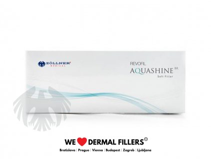 Aquashine Revofil Soft Filler BR│Zöllner Medical