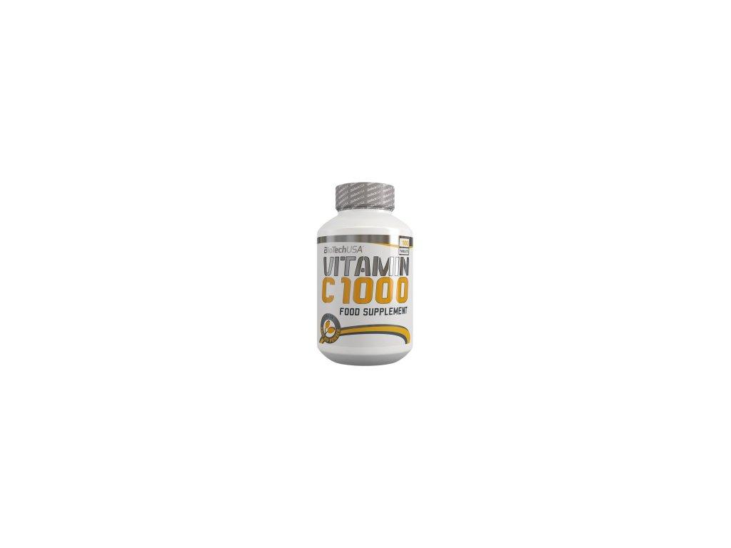 vitamin c v tabletach vitamin c 1000 biotech usa 100 tbl detail