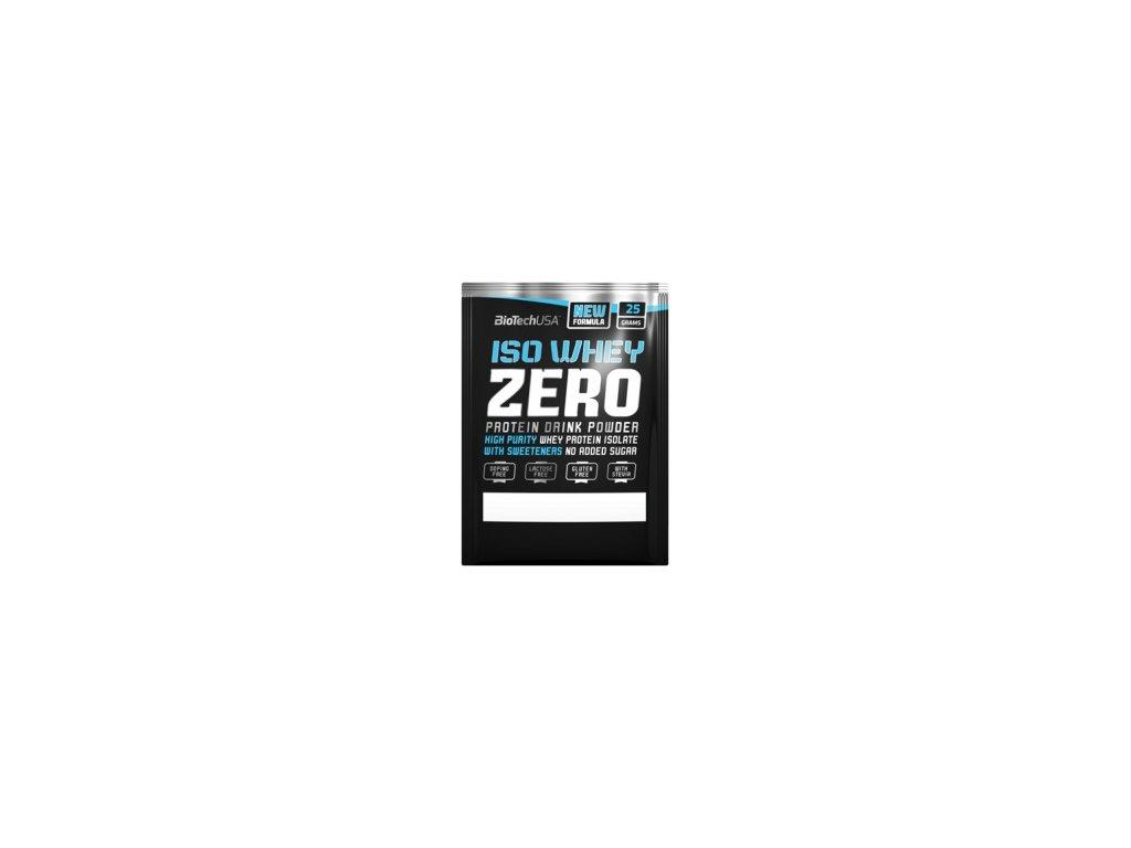 BioTech USA Iso Whey Zero 25 g (vzorka)