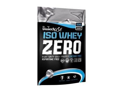 BIOTECH ISO Whey ZERO 500 g