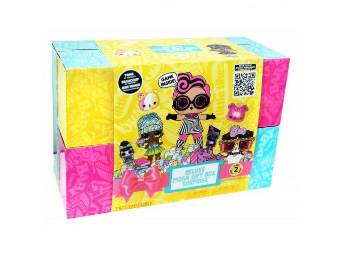 DELUXE MEGA GIFT BOX SURPRISE