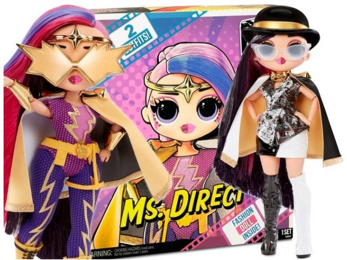 LOL SURPRISE OMG MOVIE MAGIC - PANENKA Ms. Direct
