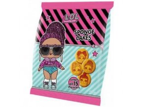 LOL SURPRISE Sponge Cakes 90g