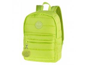 bardzo lekki pikowany plecak coolpack ruby 24 l lemon a113