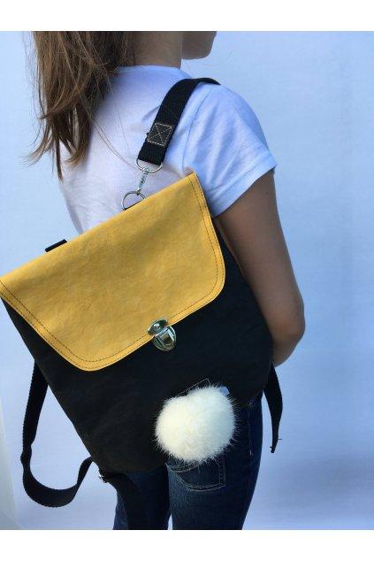 Dětský batoh Honzík: zepředu