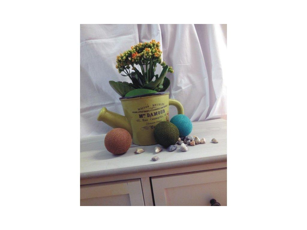 Květináč  konvička -Dakls