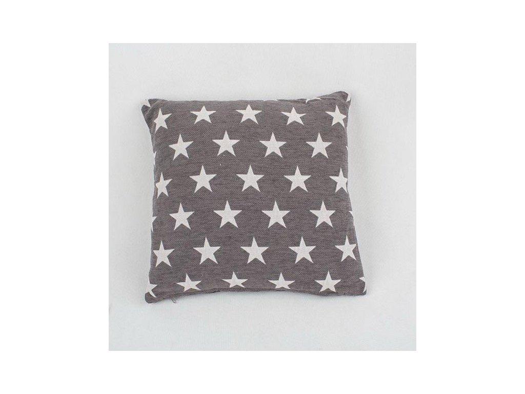 Povlak na polštář hvězdy -Dakls