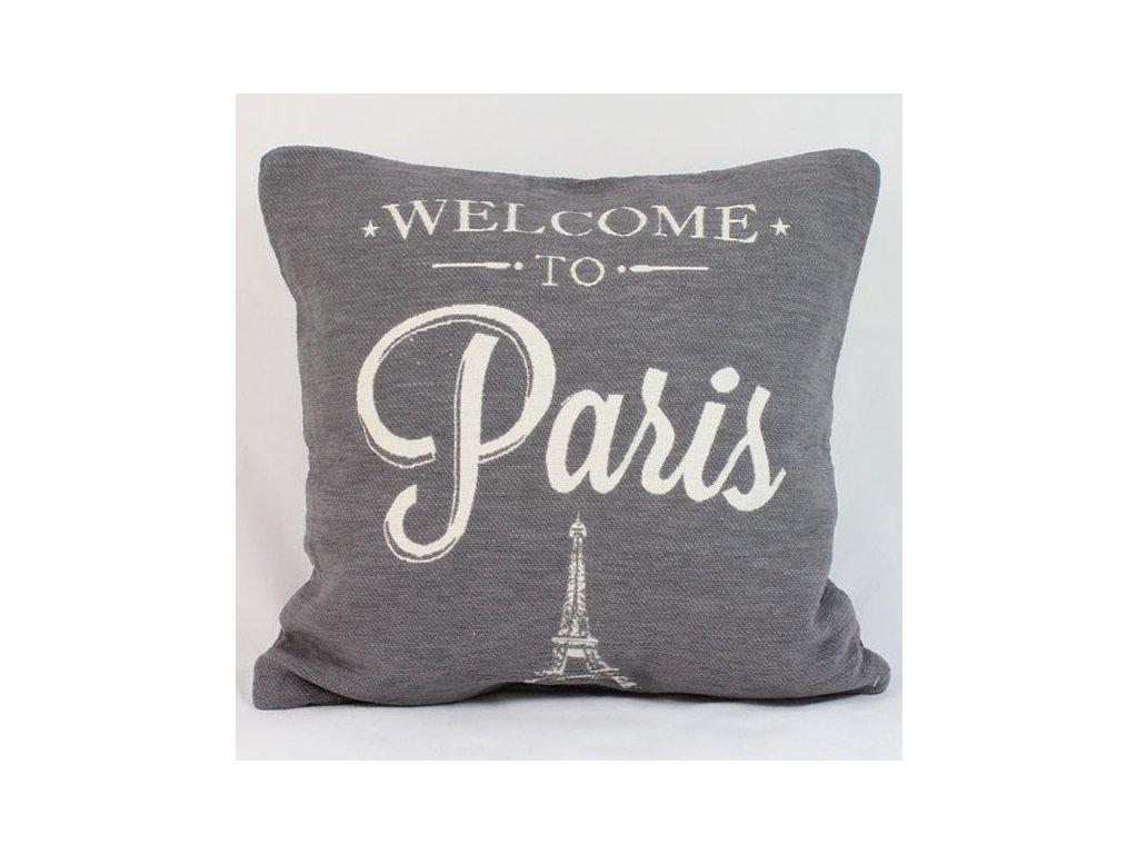 Povlak na polštář Paris - Dakls