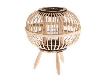 Bambusová lucerna -Dakls