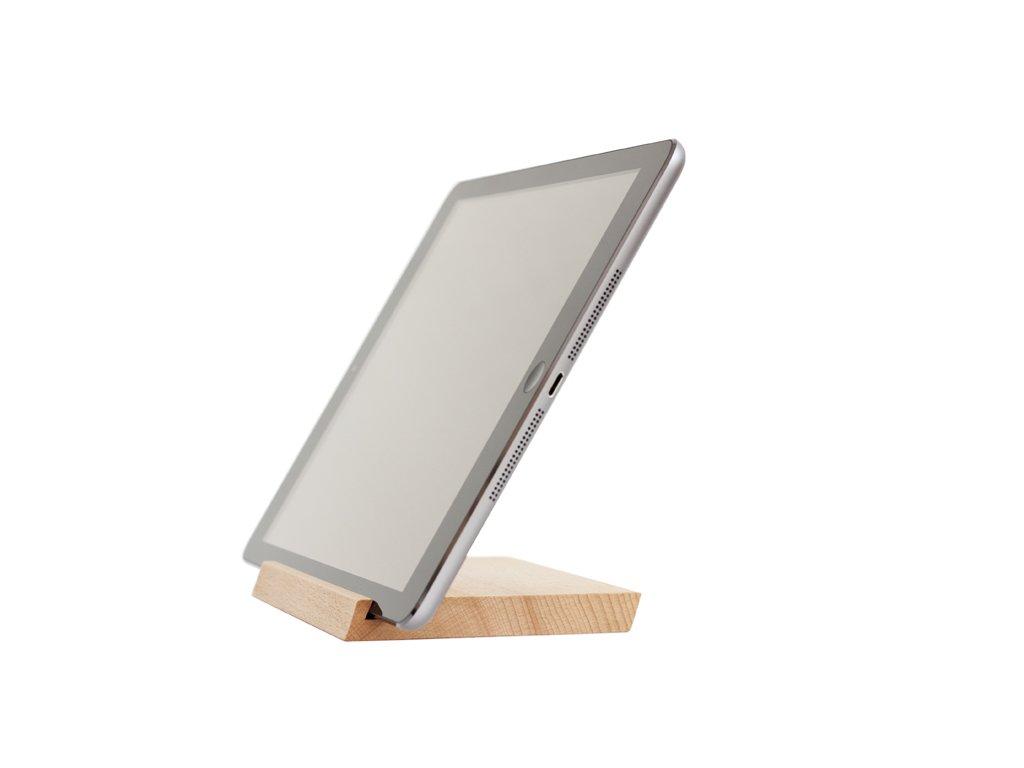 Stojánek na tablet - buk