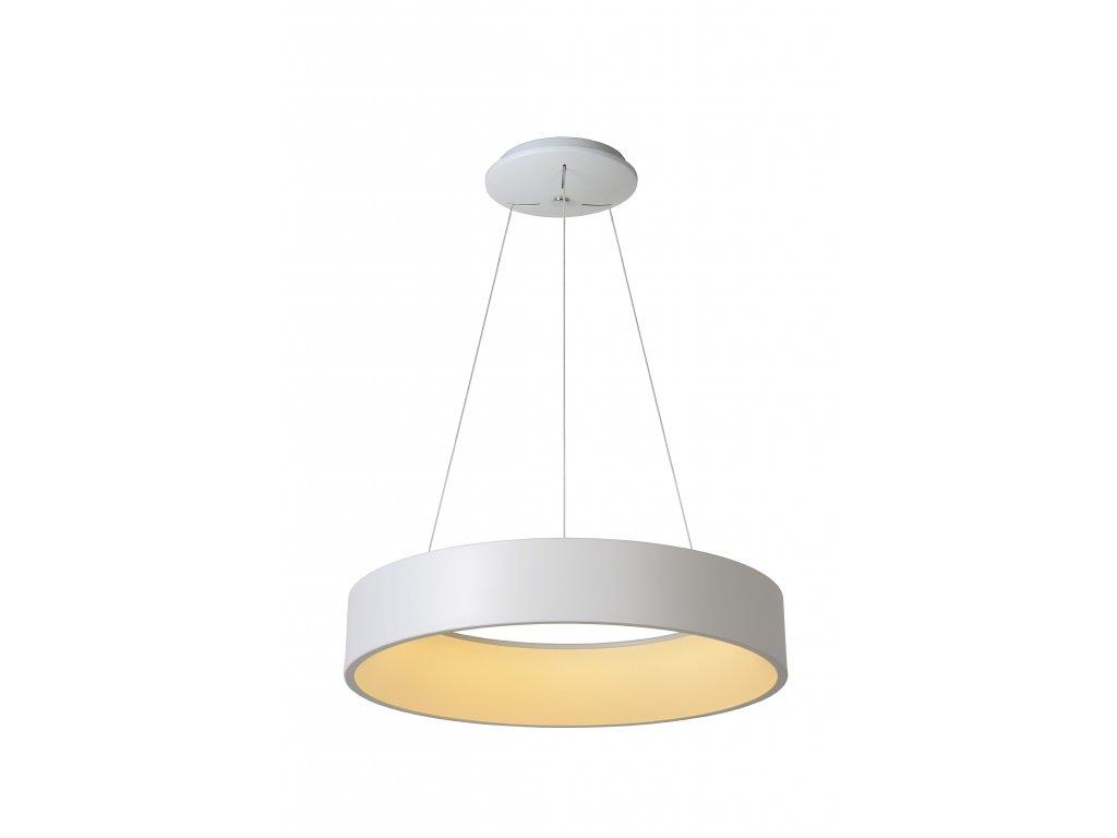 závesná lampa TALOWE biela