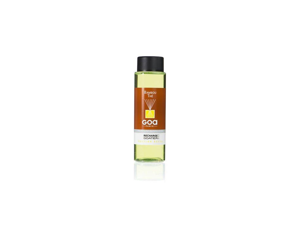 NÁPLŇ do difuzérov RECHARGES 250 ml: vôňa 40 - bambusový čaj