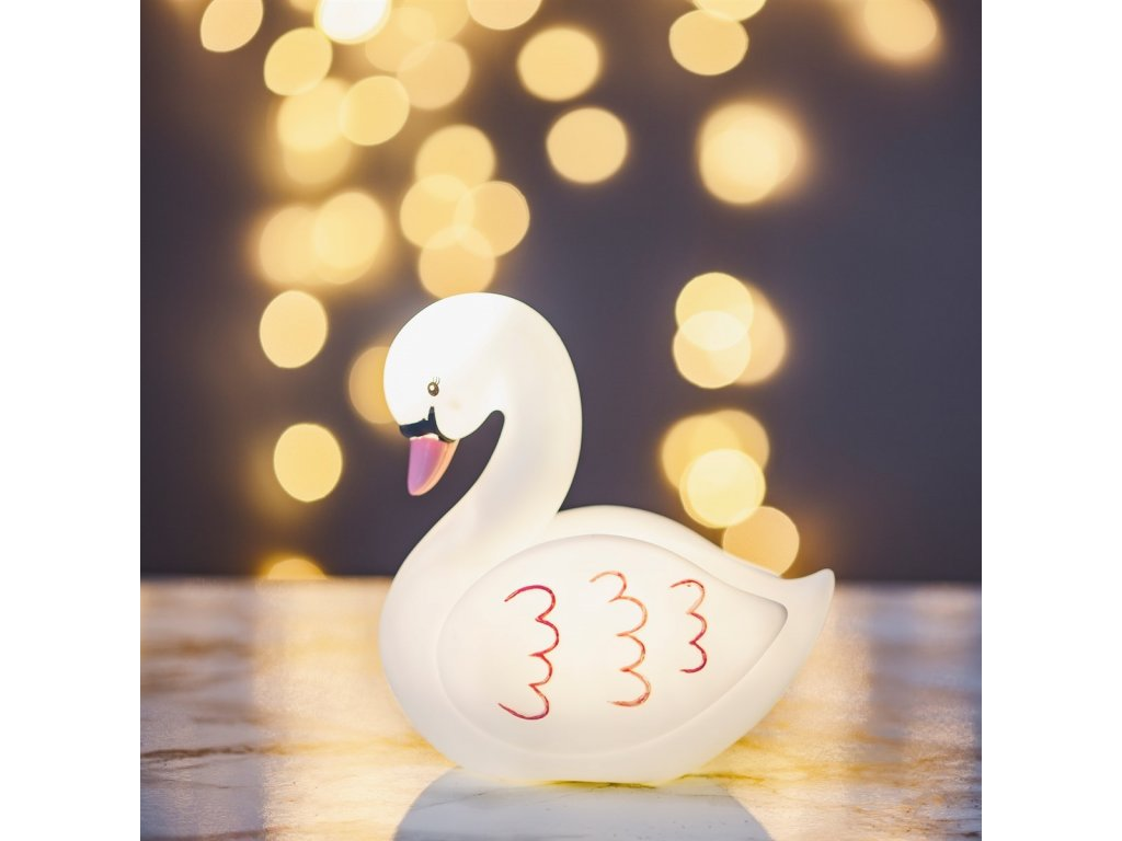 0045013 detske nocni osvetleni freya swan 4
