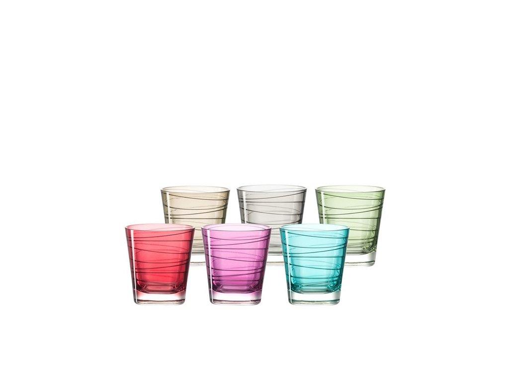 0044415 sklenice na dzus vario 250 ml set6ks 0 550