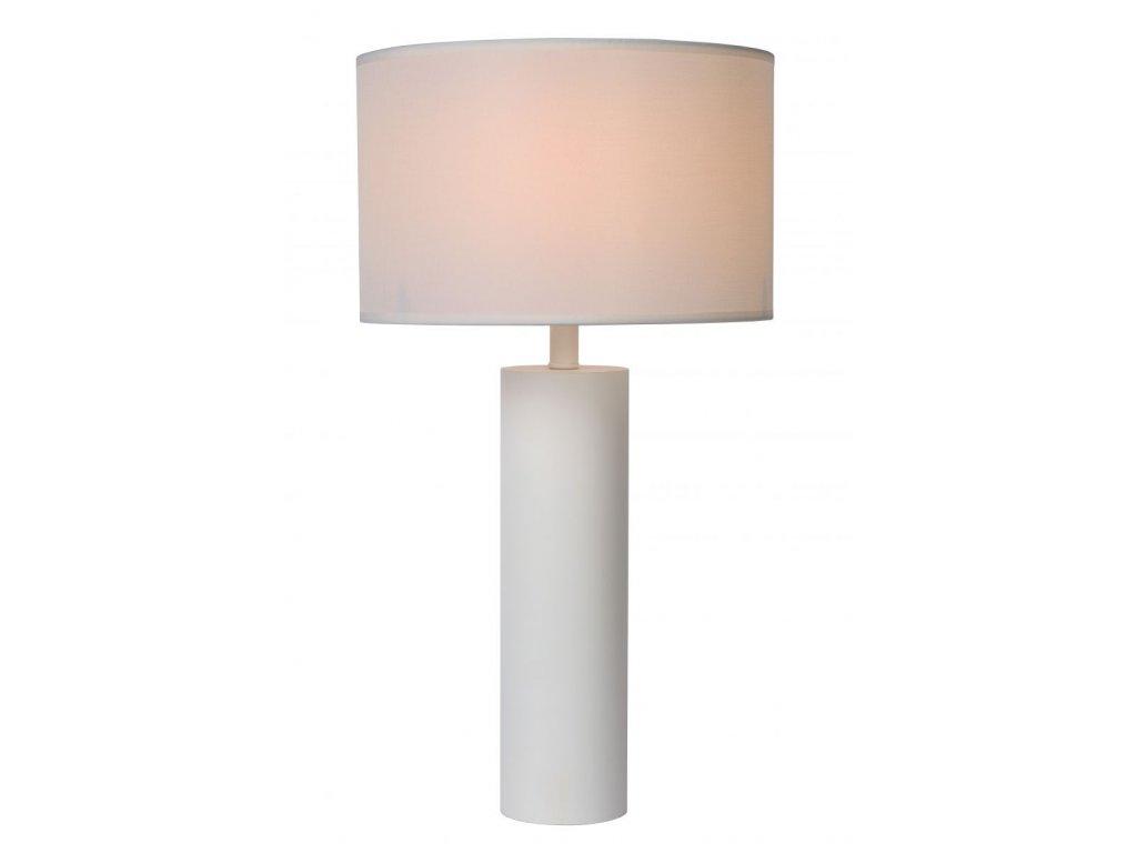 Stolná lampa YESSIN- biela