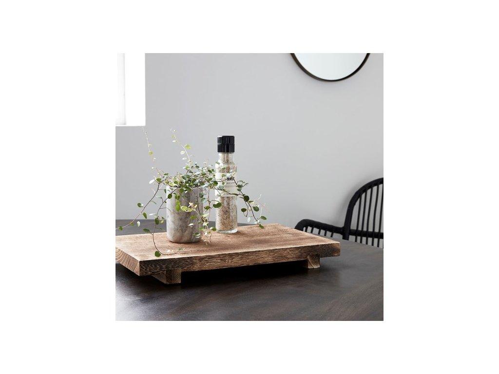 0055784 dreveny tac podnos craft 46x28 cm 2 550