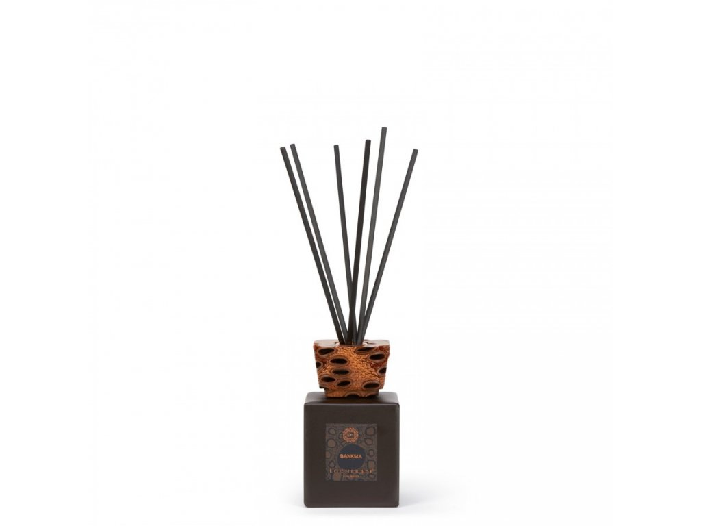 LOCHERBER Milano, Difuzér arómy s Banksia tyčinkami, 250 ml