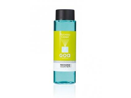 NÁPLŇ do difuzérov RECHARGES 250 ml: vôňa 24 - citrónové pačuli