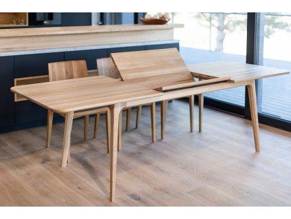 Jedálenský stôl TOKIO rozkladací