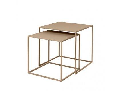 0047677 stolek fera set2ks bezovy 550