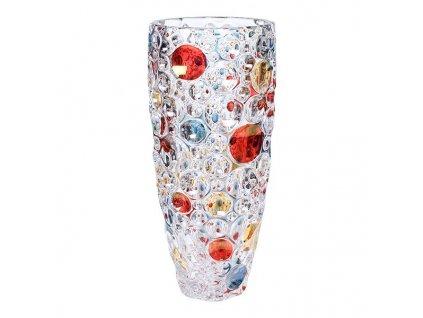 Krištáľová váza Lisboa  35 cm