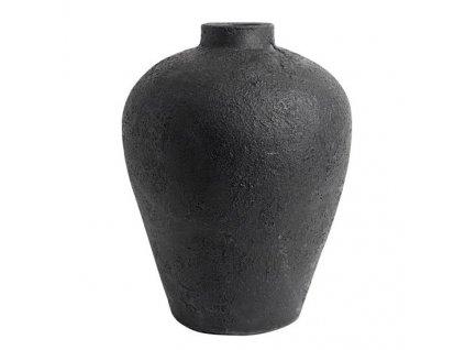 0052193 vaza luna cerna 40 cm 550