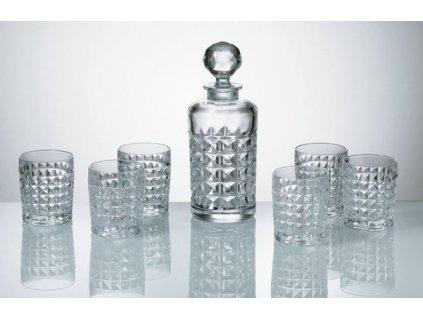 diamond whisky set