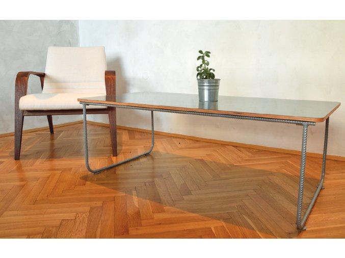 Roksor jako styl konferencni stolek