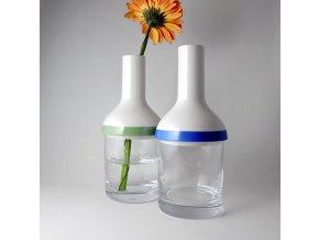 Porcelain glass