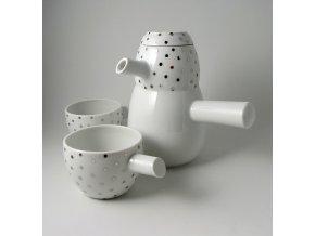 Čaj pro dva platinová zrcátka (2)