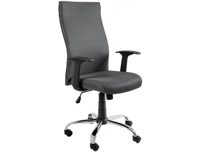 Kancelářská židle Step, šedá - 1