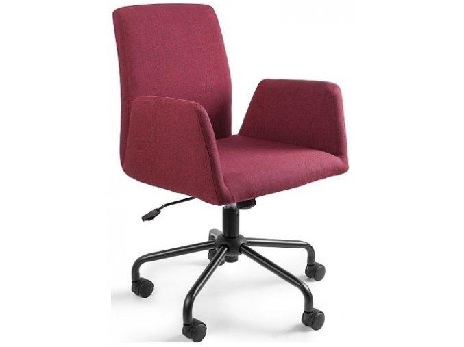 Konferenční židle Bela na kolečkách - 1