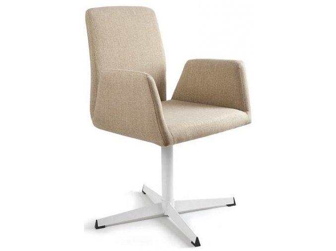 Konferenční židle Bela s pevnou základnou - 3
