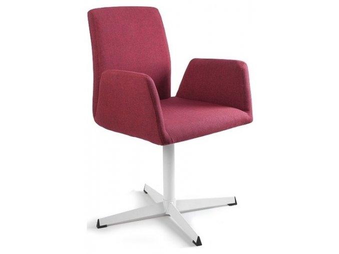 Konferenční židle Bela s pevnou základnou - 1