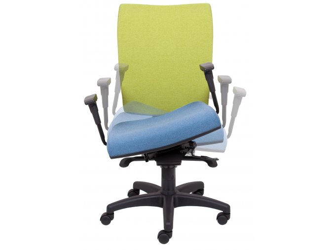 Zdravotní balanční židle Duo Balance - 1