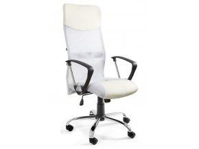 Kancelářská židle Ringo, bílá - 1