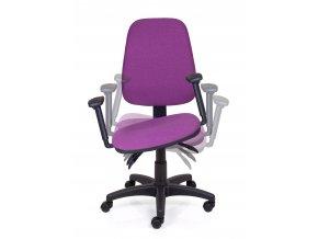 Zdravotní balanční židle Round Balance - 1