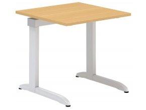 Kancelářský stůl Arto 1801, 80x80x74,2cm - 1