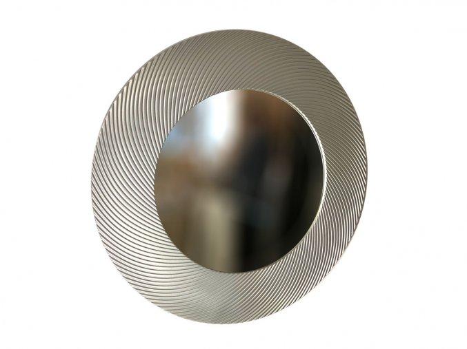kulate zrcadlo diana 90cm stribrna barva 01