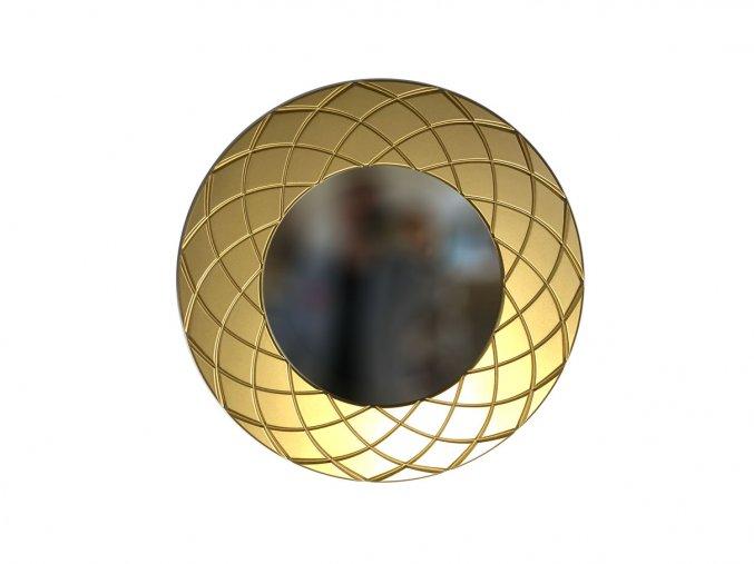 kulate zrcadlo amadeus laura 50cm zlata barva 02