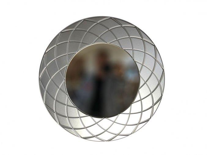 kulate zrcadlo amadeus laura 50cm stribrna barva 02