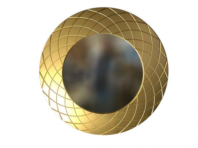 kulate zrcadlo amadeus laura 90cm zlata barva 02
